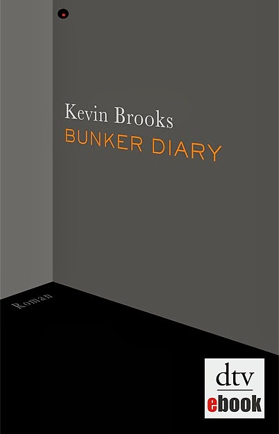 Bunker Diary Cover Kevin Brooks Rezension dtv Verlag