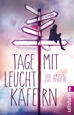 Never will I ever Tag Tage mit Leuchtkäfern Zoe Hagen Cover