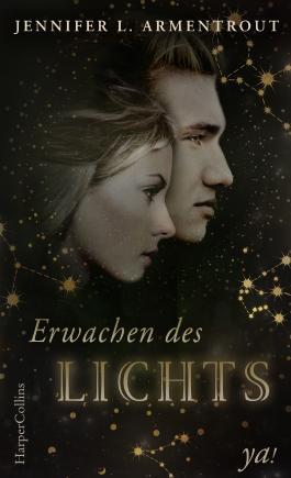 Jennifer L. Armentrout Erwachen des Lichts Ya HarperCollins Cover Neuerscheinungen Juni 2017