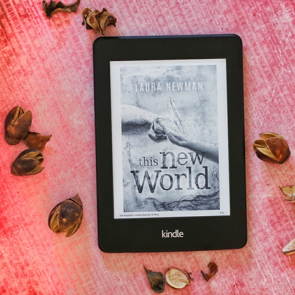 Laura Newman This New World 1 Kindle Paperwhite Cover