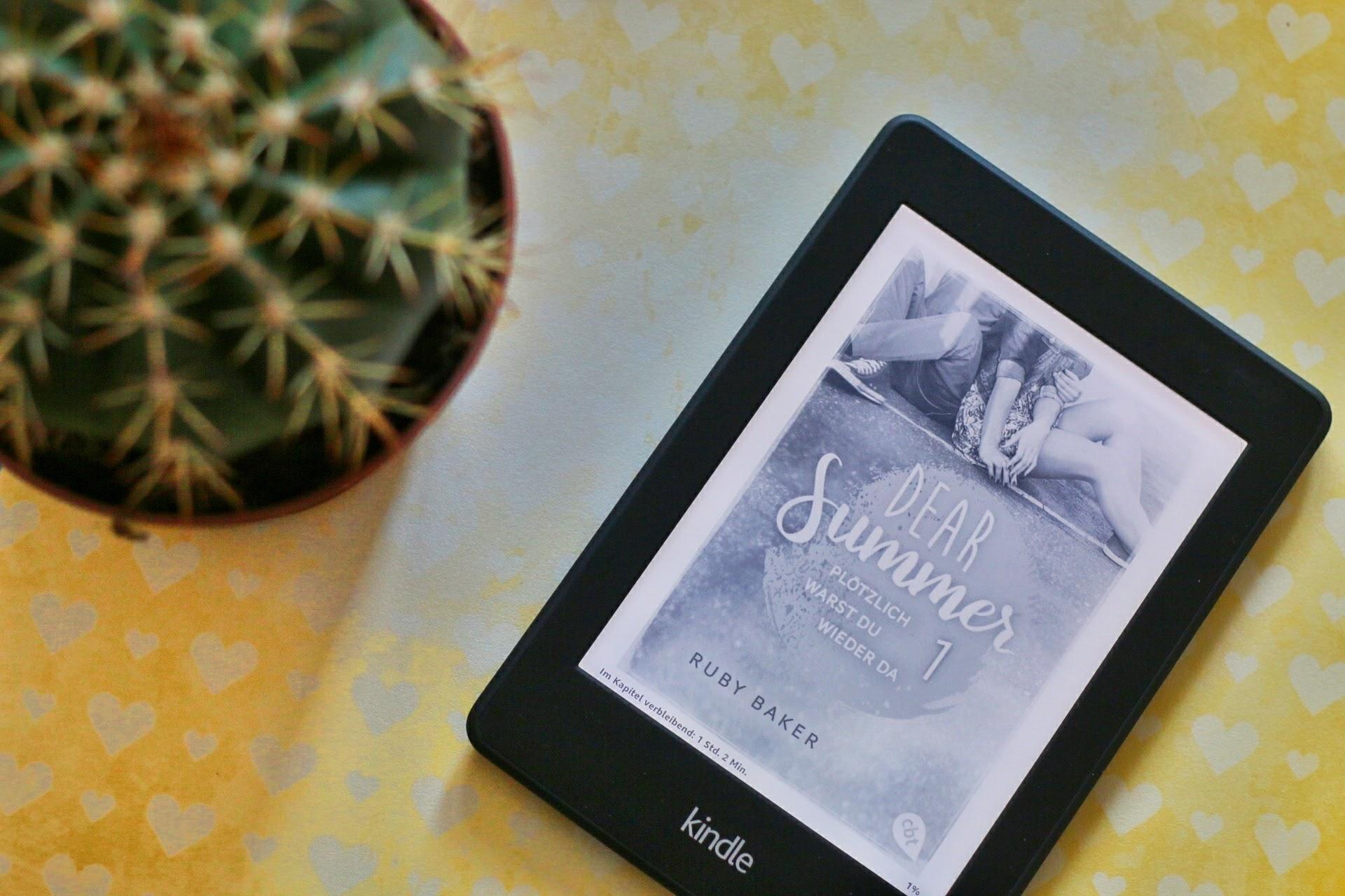 Dear Summer 1 Plötzlich warst du wieder da Ruby Baker Cover Kindle