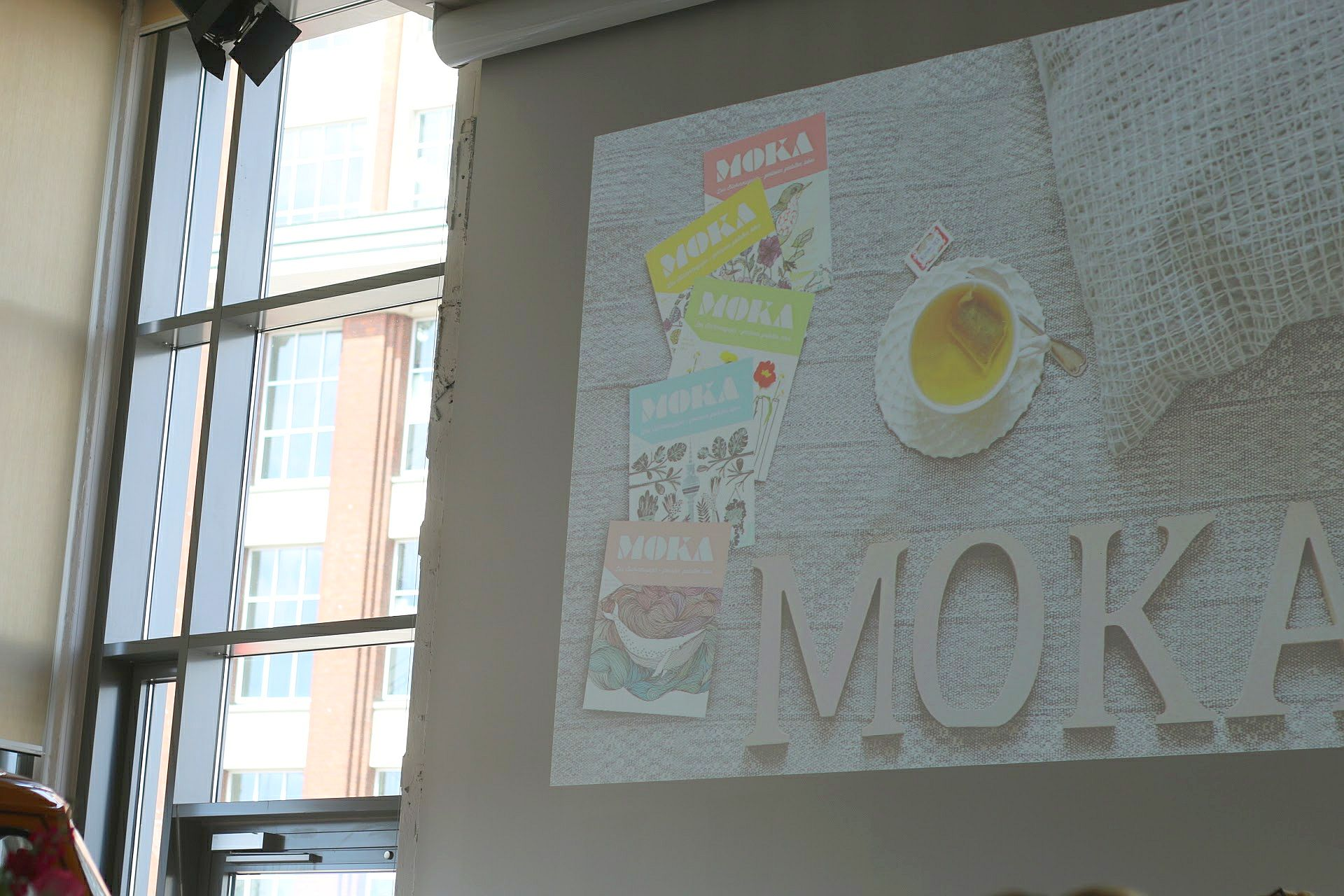 LitBlog Convention 2017 MOKA Vortrag