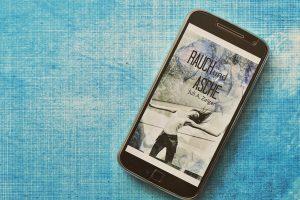 Rauch und Asche Juli A. Zeiger Cover Kindle App
