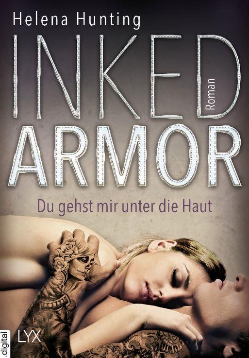 Inked Armor Helena Hunting Cover Lyx Digital Neuerscheinungen Juni 2017