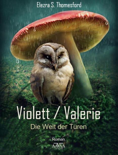 Violett Valerie Elezra S. Thomesford Cover