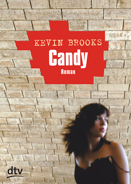 Candy Kevin Brooks Roman dtv Verlag Cover