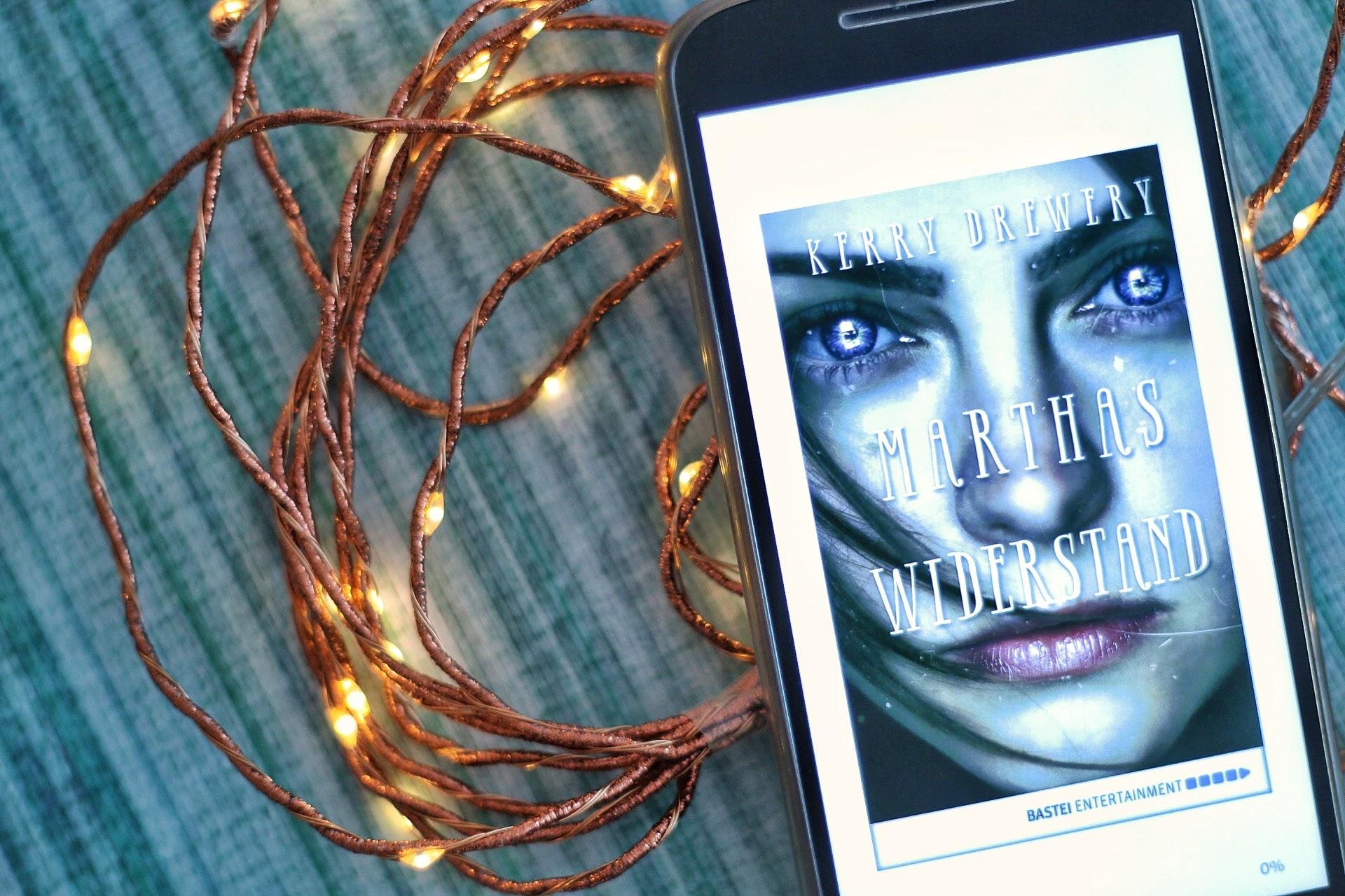 Marthas Widerstand Kerry Drewery Cover Bastei Lübbe Verlag One