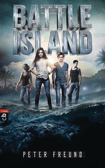 abgebrochene Bücher Peter Freund Battle Island