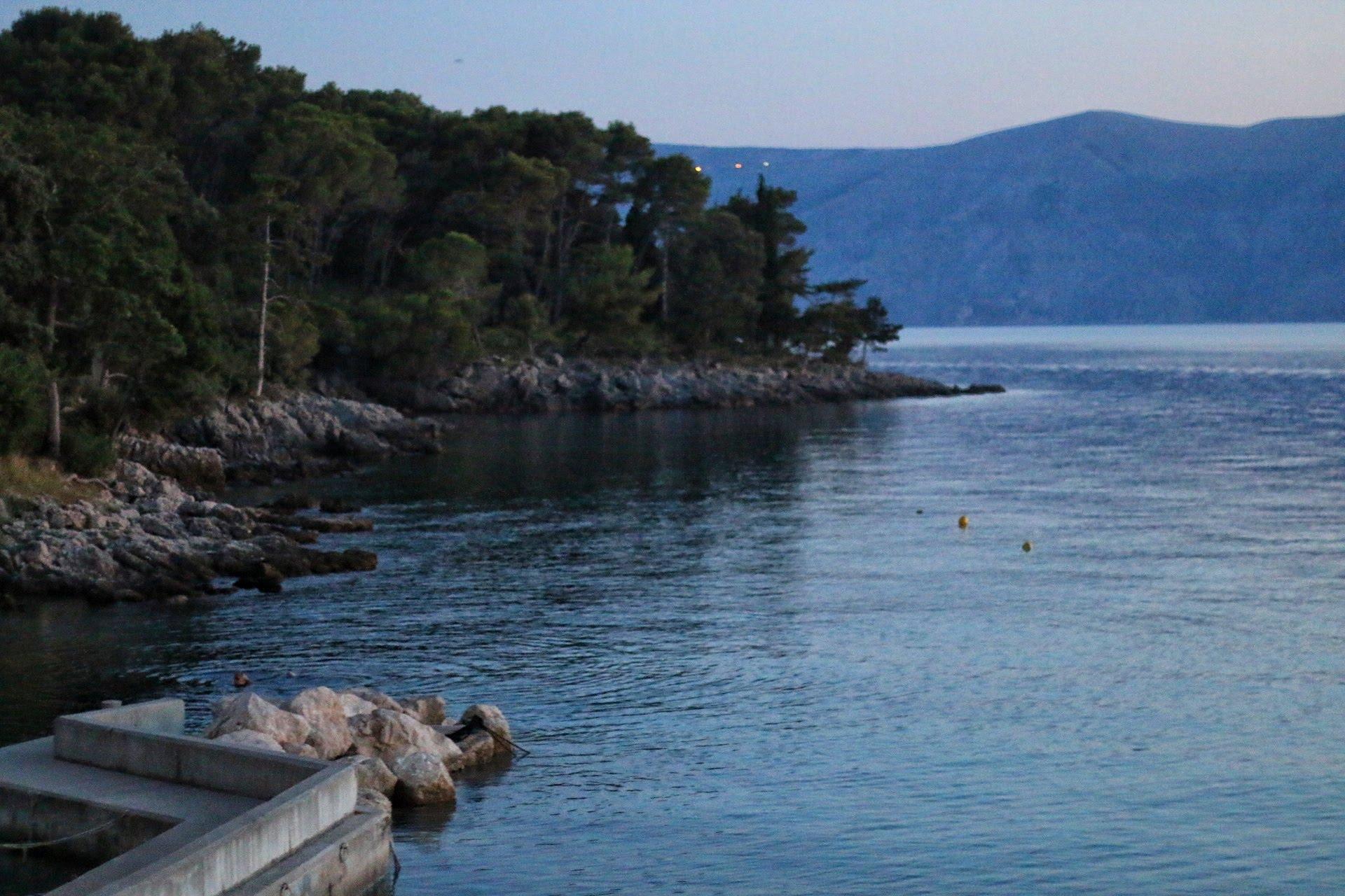 Zu Hause ist kein Ort das bist du Kroatien Fussel Urlaub reisen Roadtrip