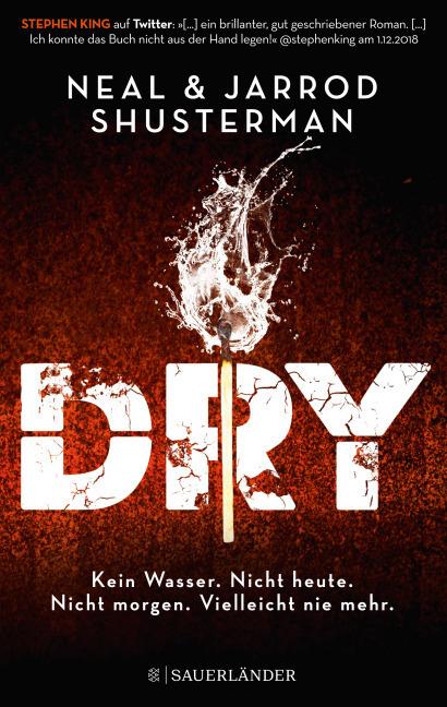 Neal Shusterman Dry