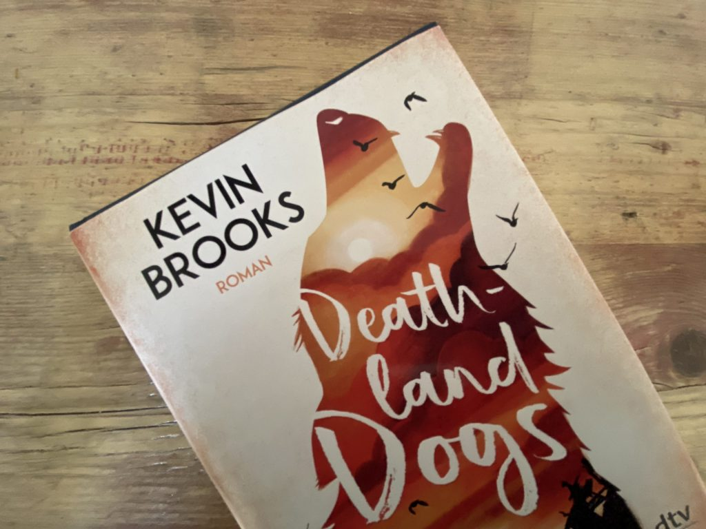Deathland Dogs Kevin Brooks
