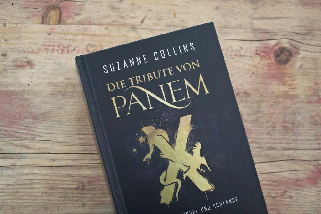Die Tribute von Panem X Das Lied von Vogel und Schlange Suzanne Collins