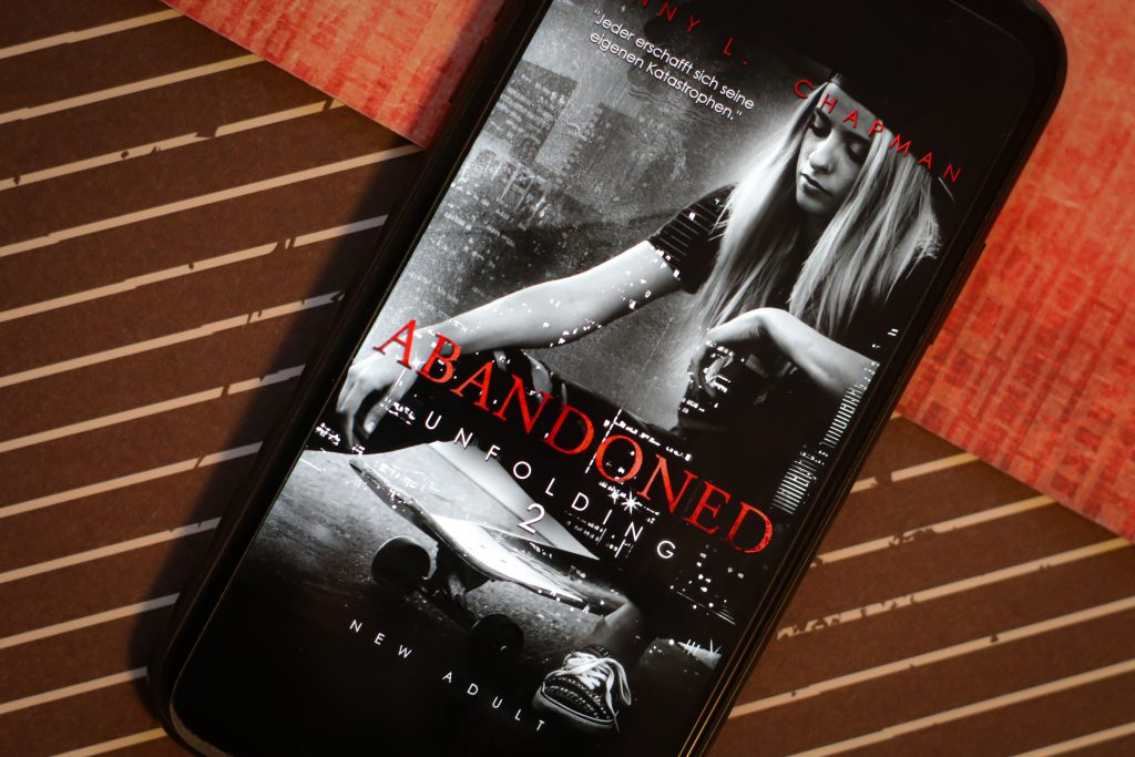 Abandoned Penny L. Chapman Unfolding Blake Tyler