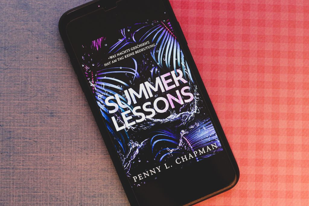 Summer Lessons Penny L. Chapman